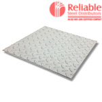Nickel Chequered Plate