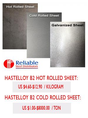Hastelloy B2 plate Supplier