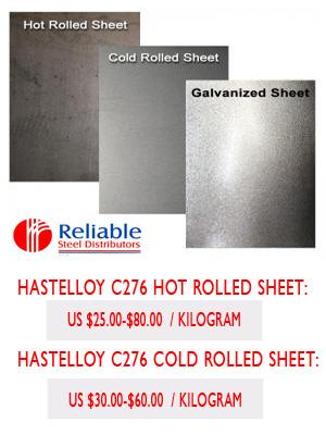 Hastelloy C276 plate Supplier