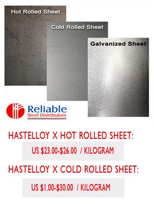 Hastelloy x Plate Exporter